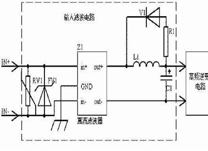 与基准电压ur比较,误差电压经过放大及脉宽调制(pwm)电路,再经过驱动